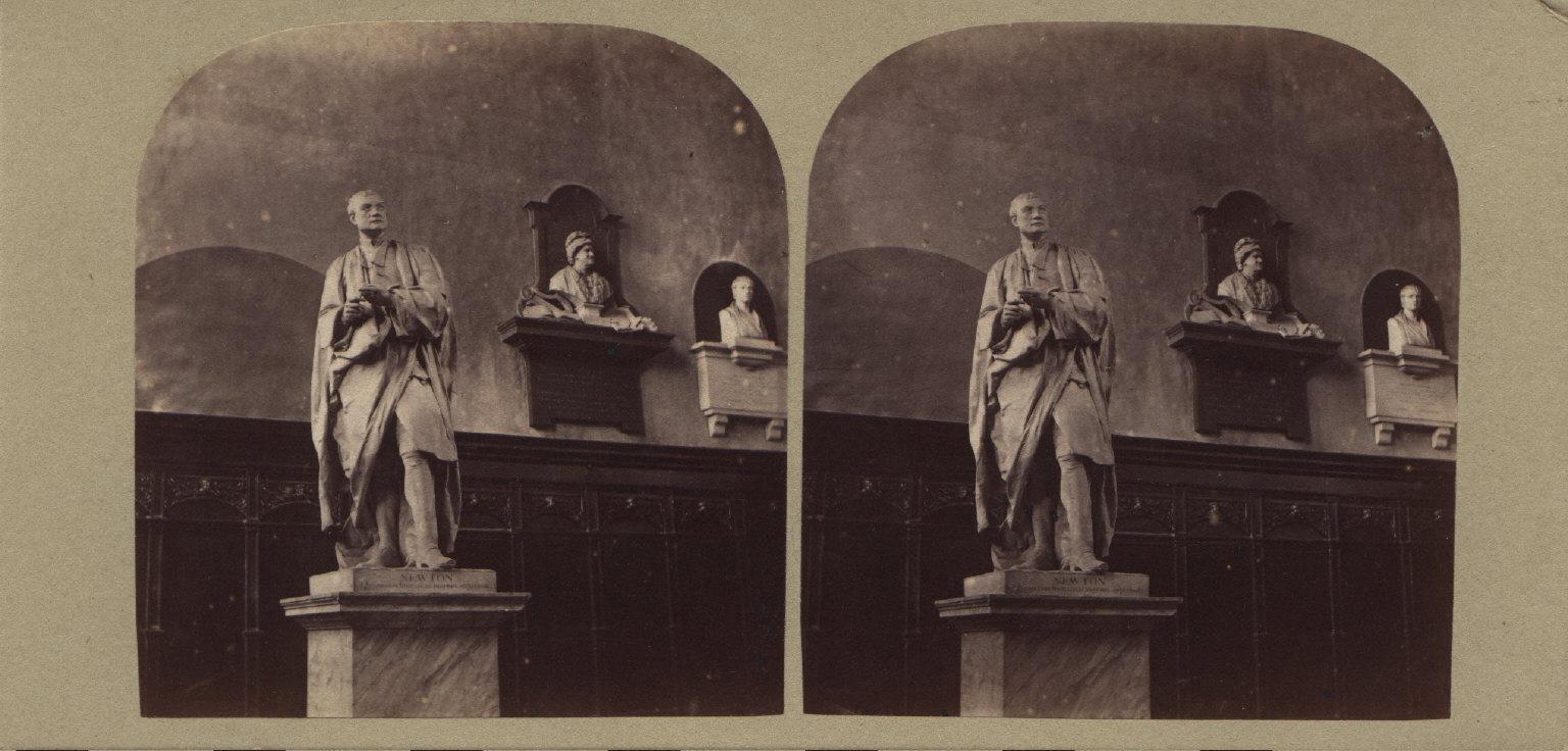 Roubiliac's Statue of Newton