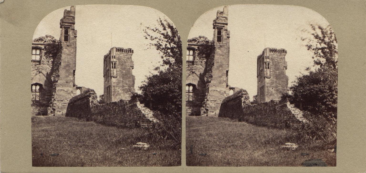 Castle of Ashby-de-la-Zouch