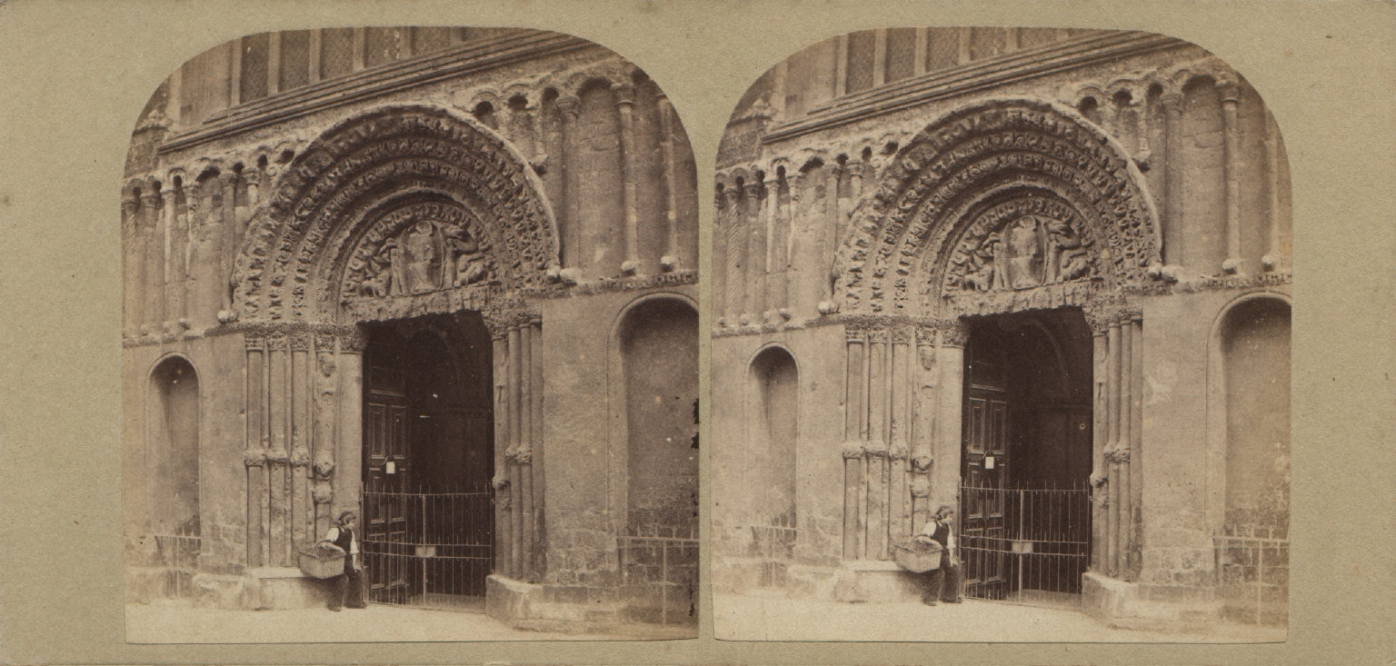 West Door of Rochester Cathedral