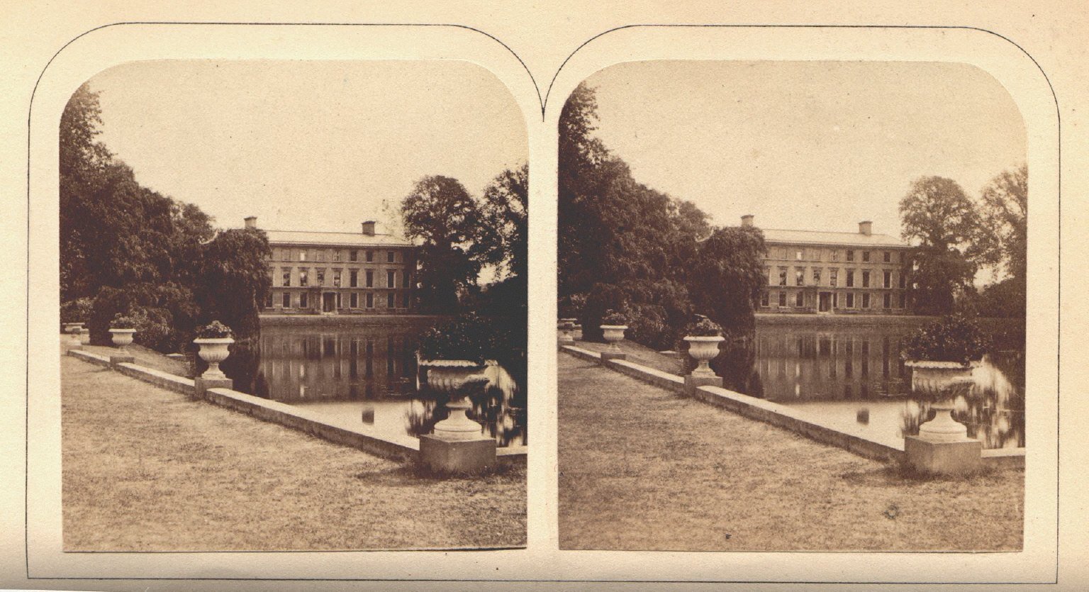 The New Museum, Royal Gardens, Kew