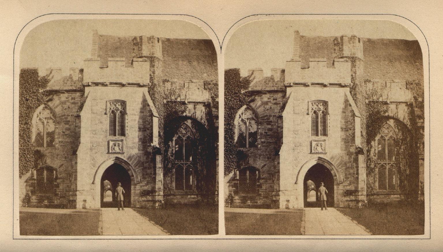 Penhurst Castle, Kent
