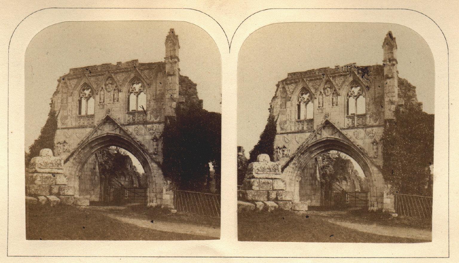 Kirkham Abbey Gateway, Yorkshire