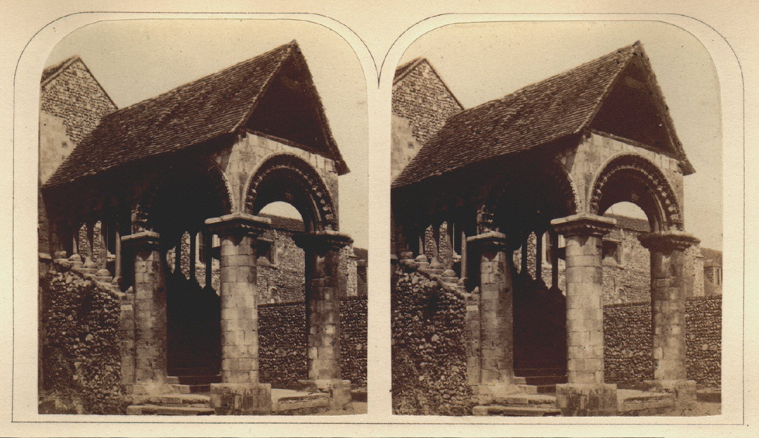 """""""The Stereoscopic Magazine: a Gallery of Landscape Scenery, Architecture, Antiquities, and Natural History"""", 1858"""