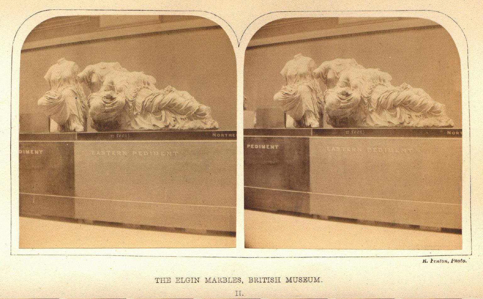 The Elgin Marbles, British Museum II