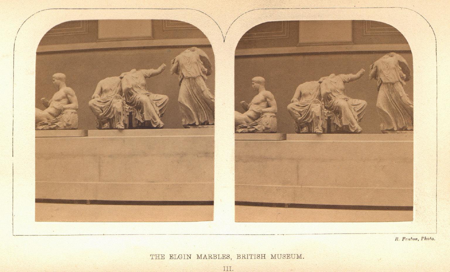 The Elgin Marbles, British Museum III