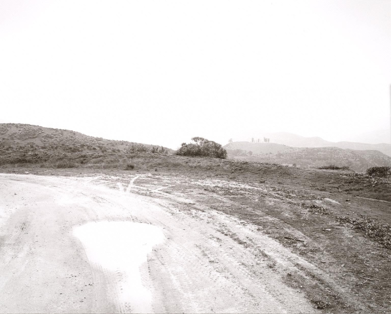 Development Road in San Timoteo Canyon, San Bernardino County, California