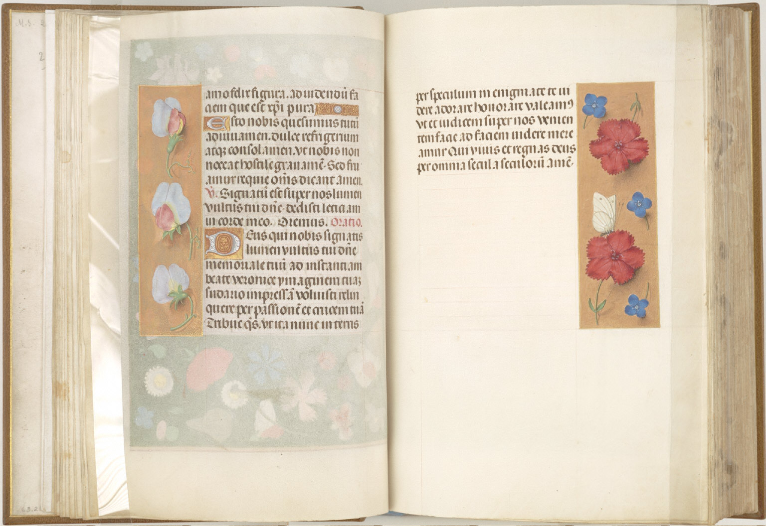 Hours of Queen Isabella the Catholic, Queen of Spain, fol. 15 (verso)