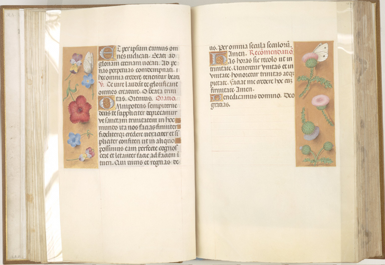 Hours of Queen Isabella the Catholic, Queen of Spain: fol. 23 (recto)