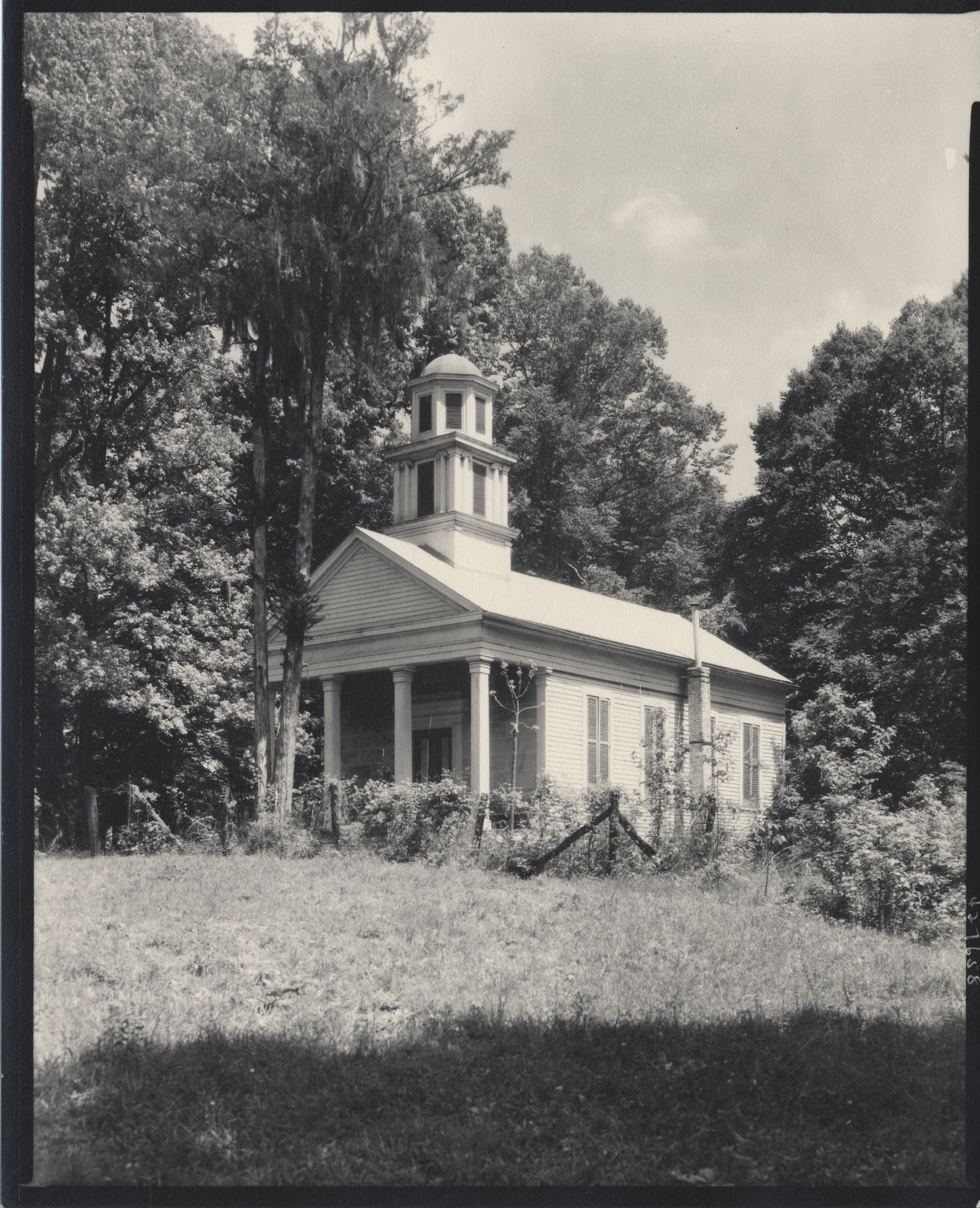 Presbyterian plantation church