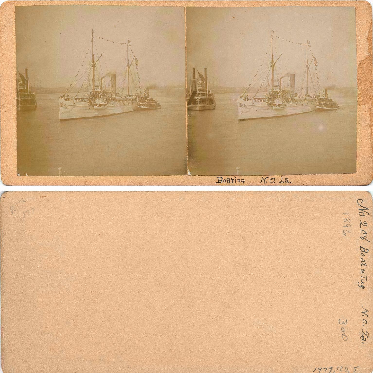 Mardi Gras 1896