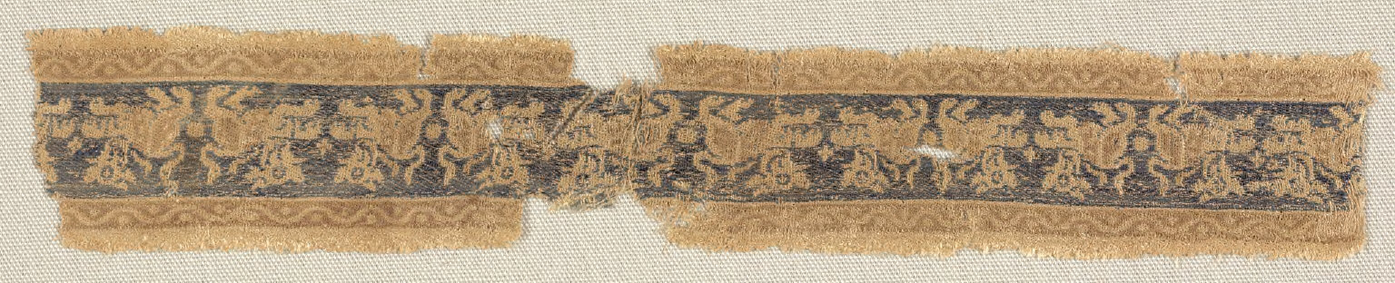 Fragment of Band or Border
