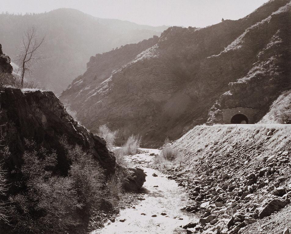 Clear Creek Canyon, Jefferson County, Colorado