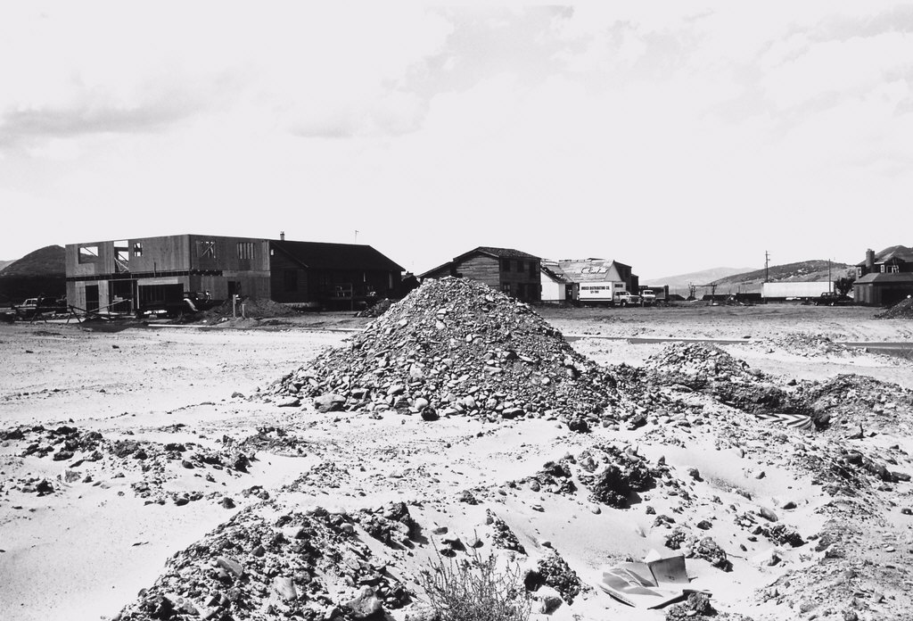 Lot No. 7, Prospector Park, Subdivision Phase 1, Looking Northwest
