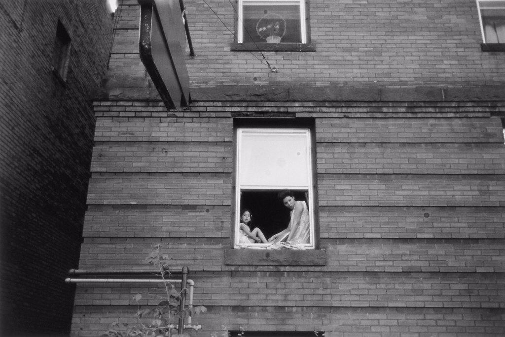 Mother and Child, Kenosha Apartments, Minneapolis