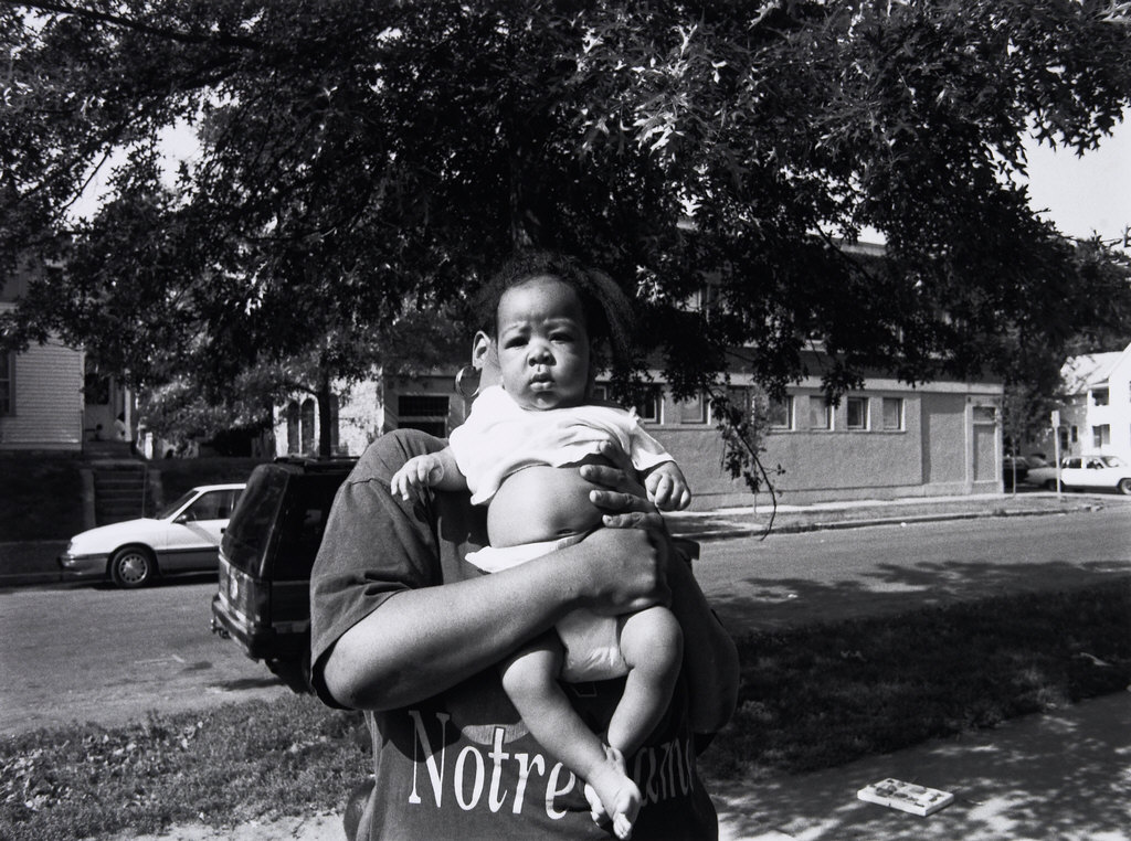 Mother and Child, Frogtown