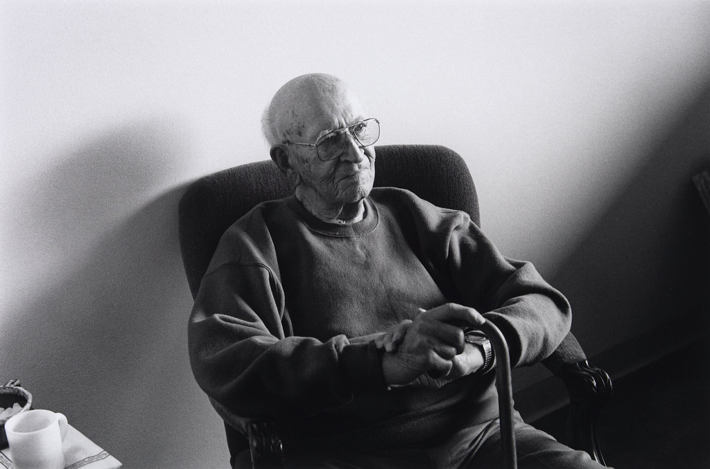 101 Year Old Man, Frogtown