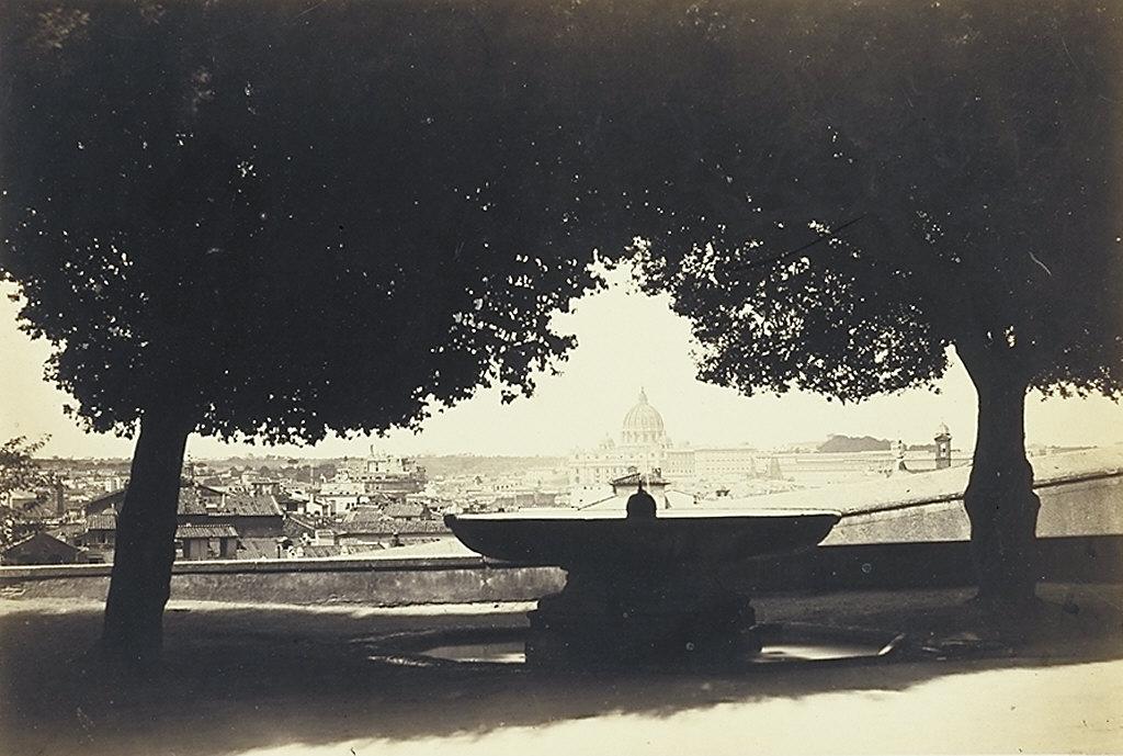Fountain of the Villa Medici