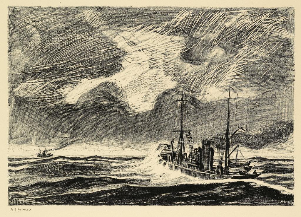 Submarine Chasers