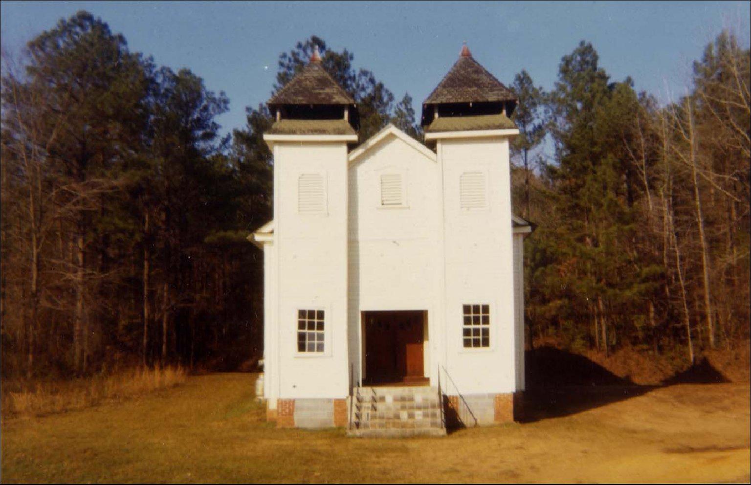 Church--Sprott, Alabama