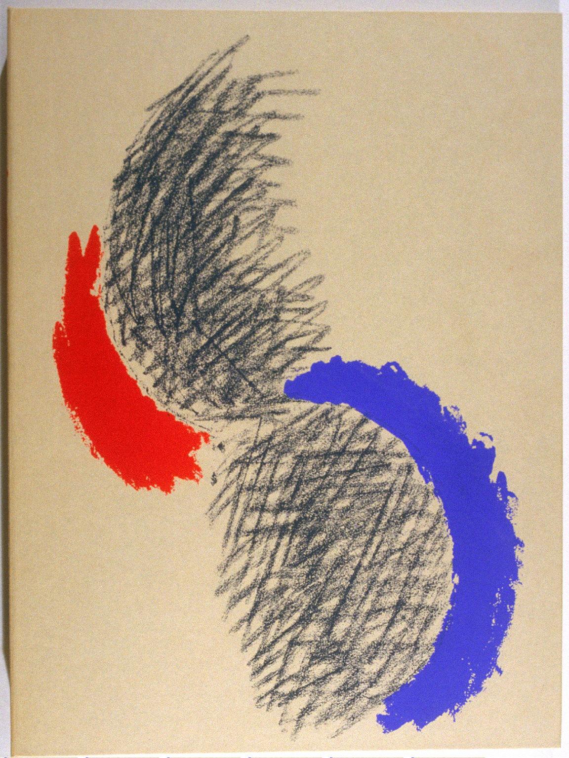 Juste present by Tristan Tzara (Paris: La Rose des Vents, 1961)