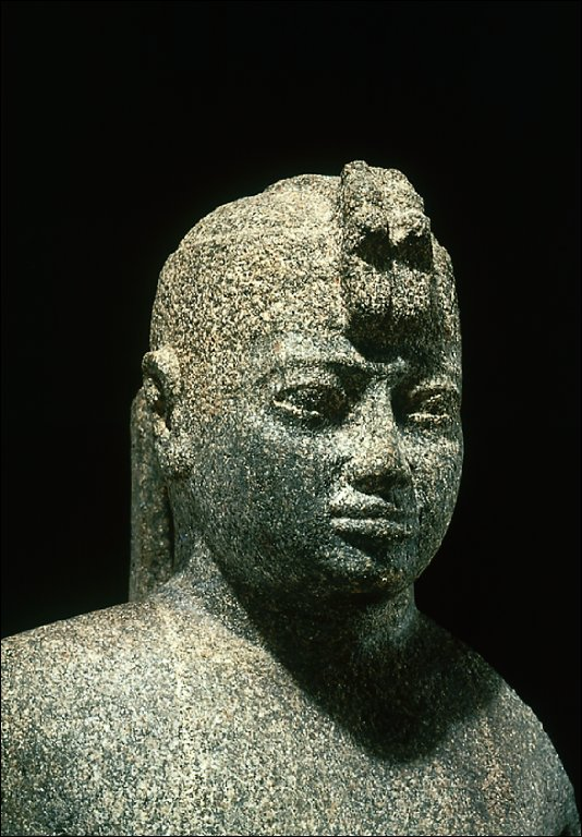 Statue of Senkamenisken