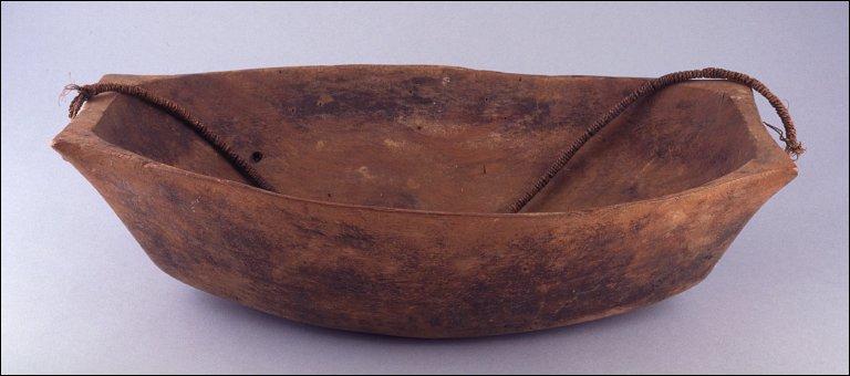 Oblong bowl