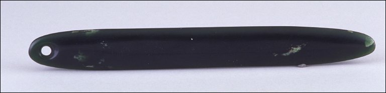 Ear pendant (kuru kuru)