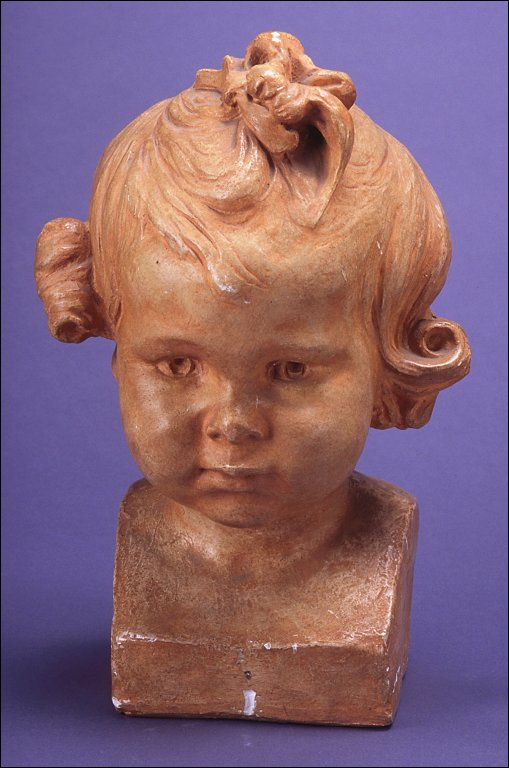 Head of a Little Girl