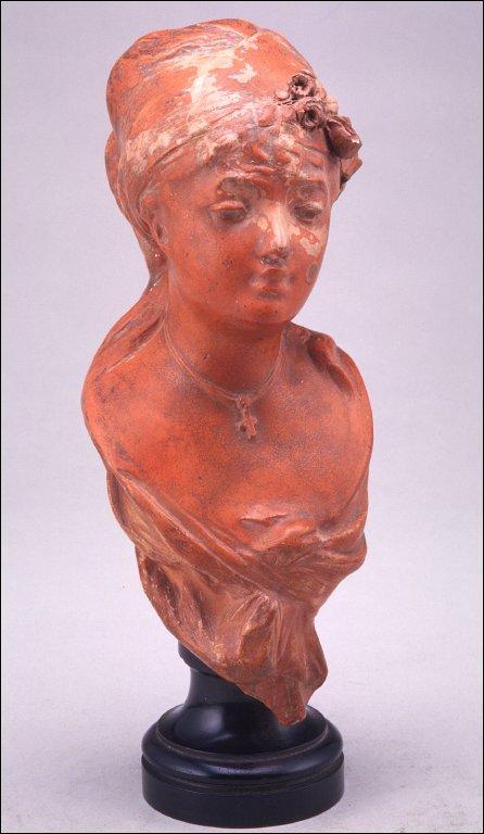 Bust of Madame Cruchet