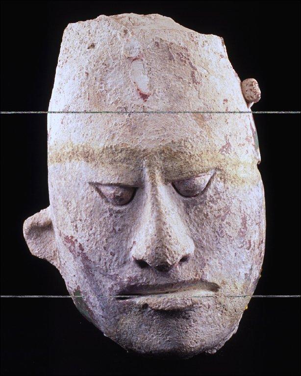Stucco head