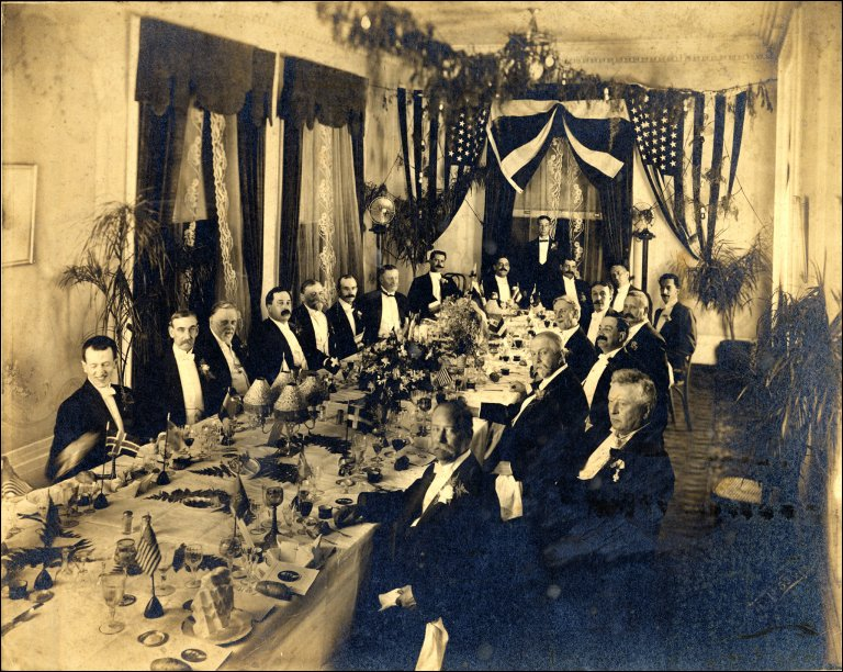 Banquet of Carnival kings