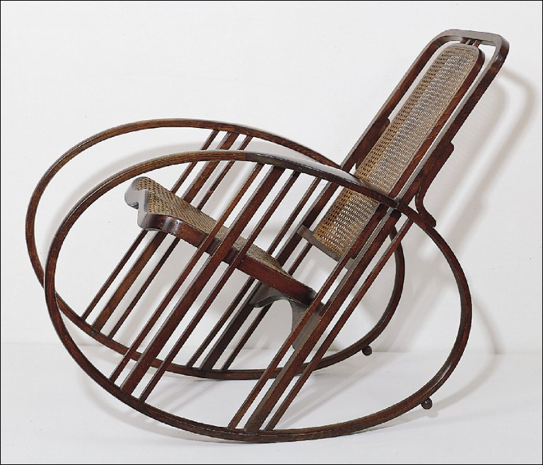 Egg Rocking Chair