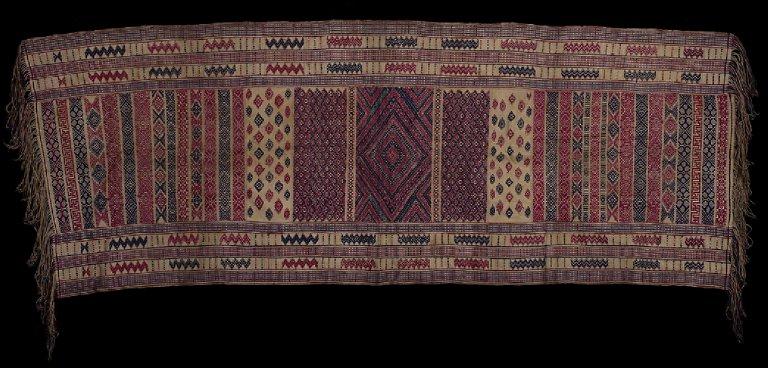 Chagsi Pangkheb (Ceremonial Textile)