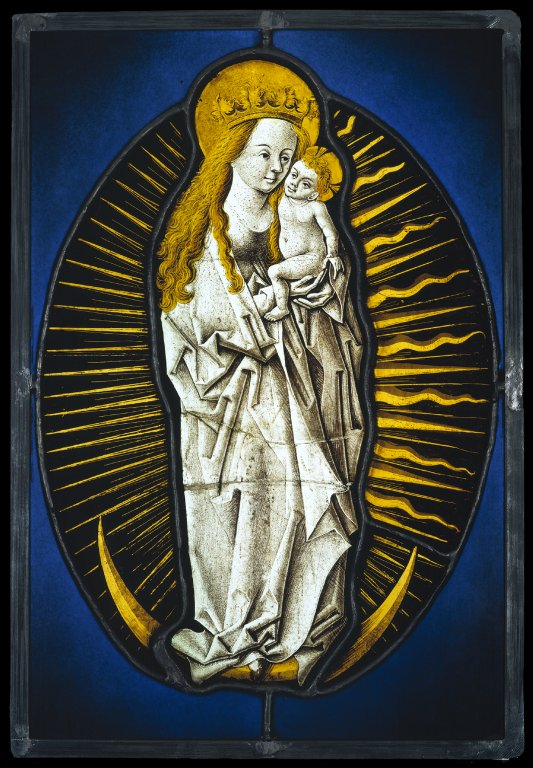 The Virgin of the Apocalypse
