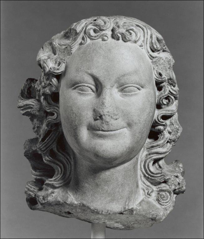 Head of an Angel (?)