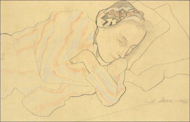 Portrait of Clara Fasano