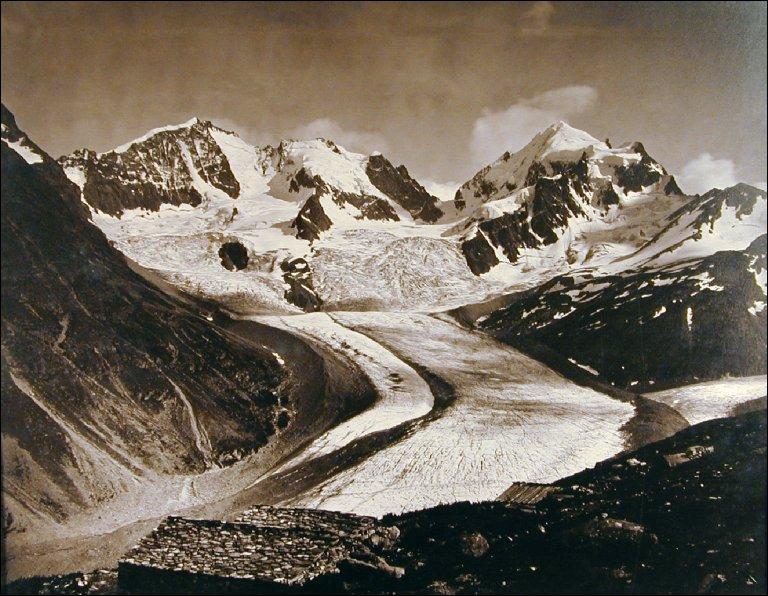 Glacier du Morteratch