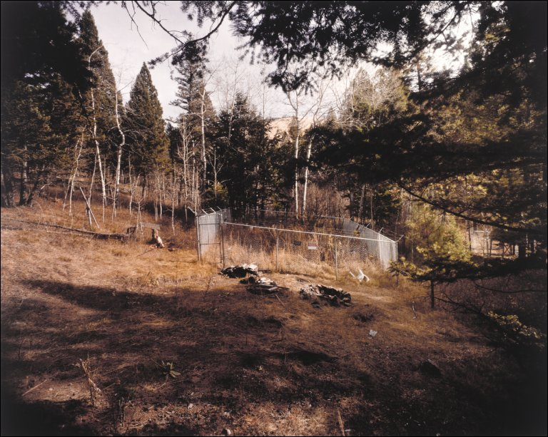 Unabomber Cabin, Lincoln, MT
