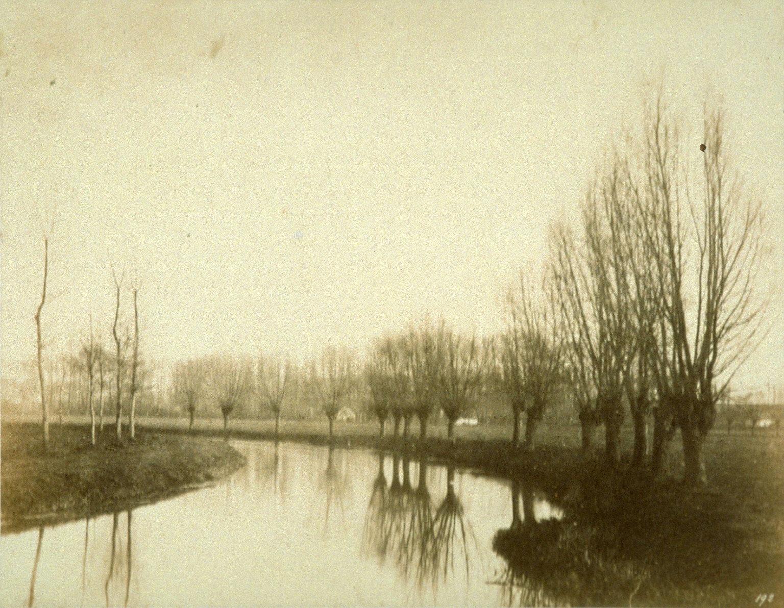 Paysage de la rivière (River Landscape)