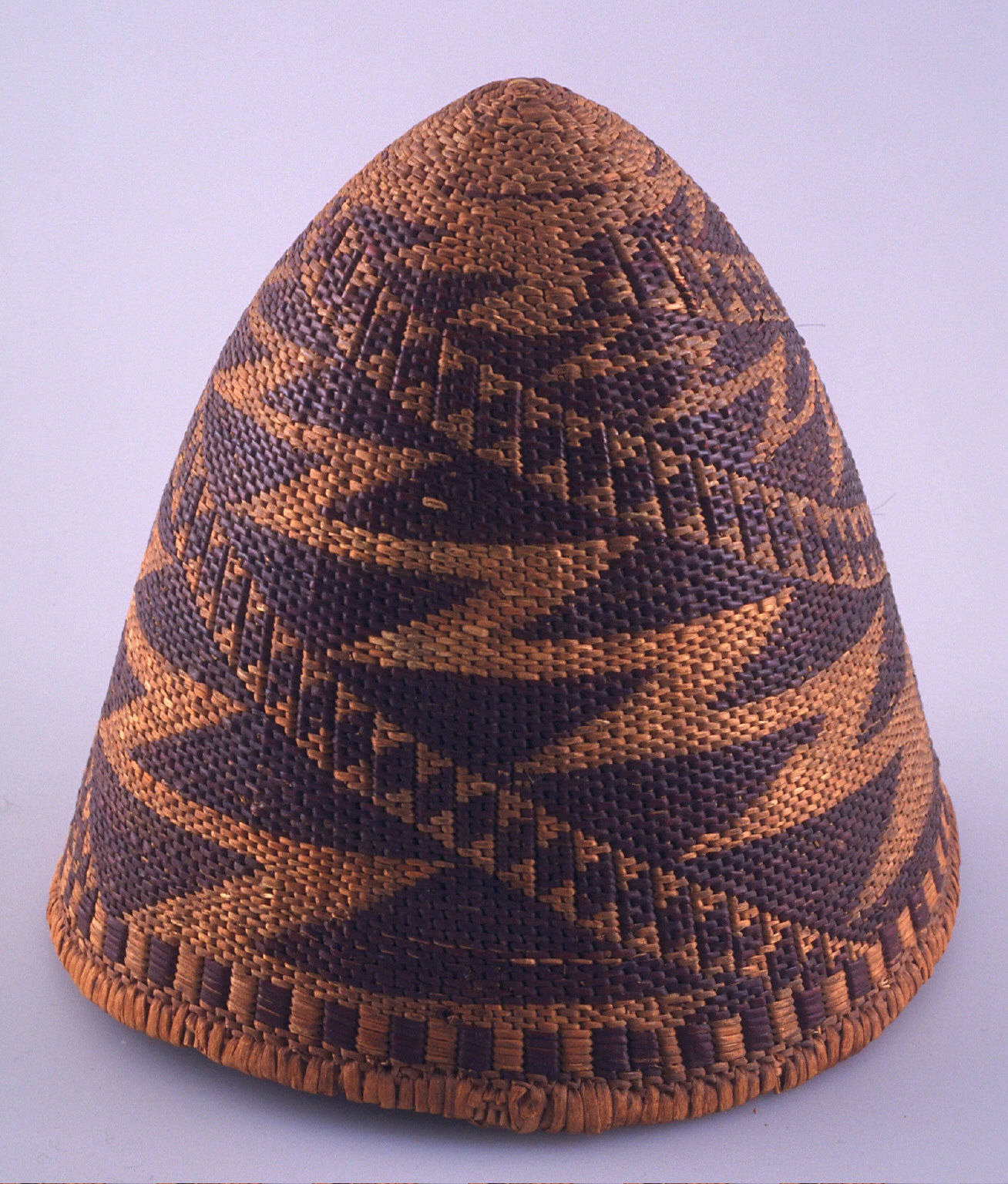 Conical basket