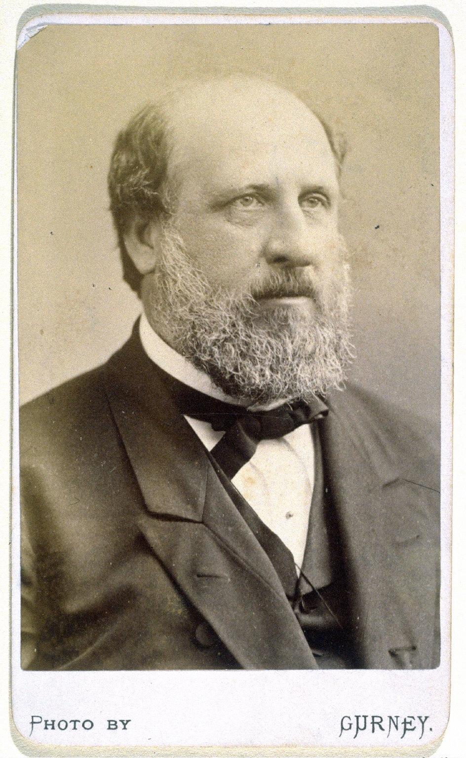 William Marcy Tweed (1823-1878)