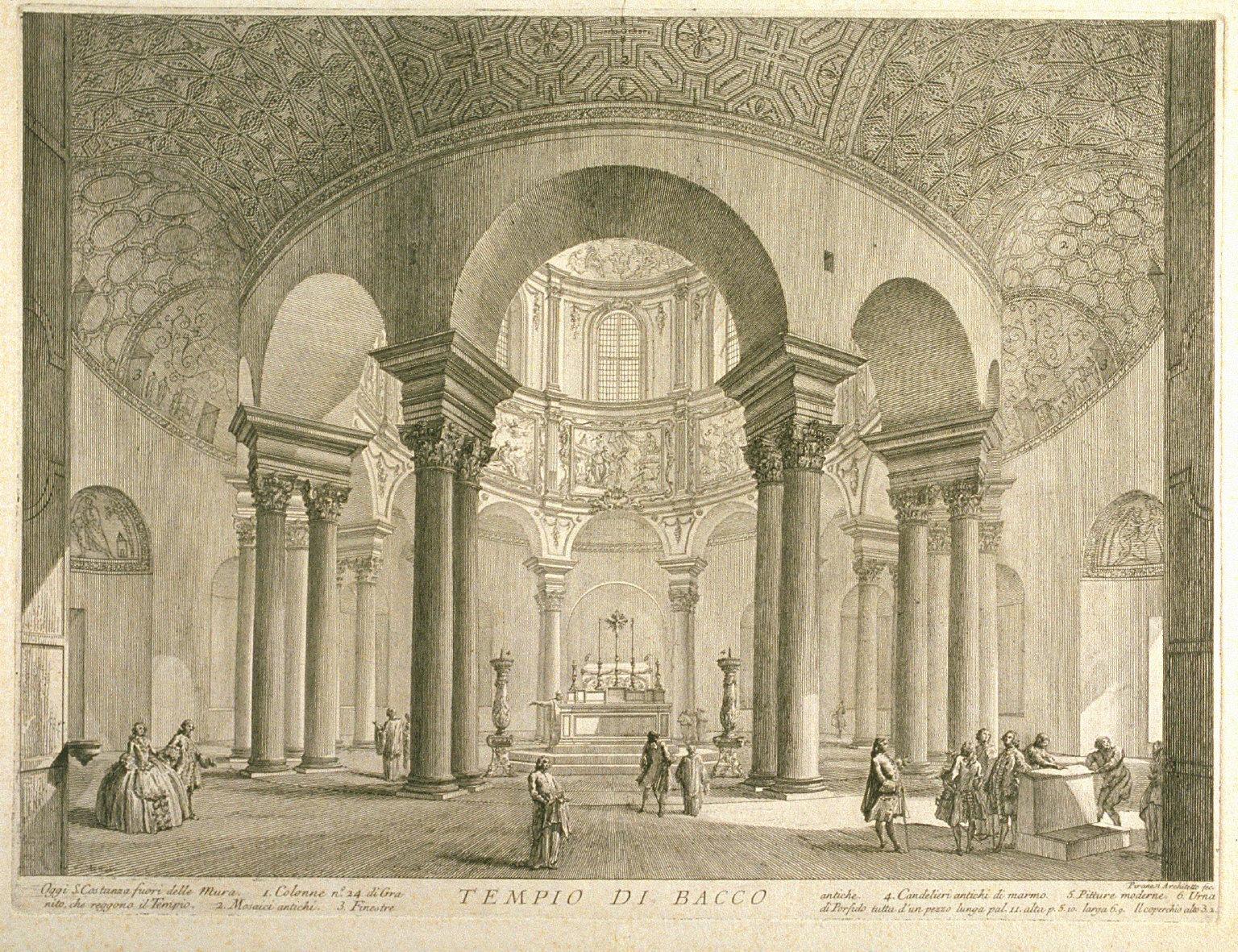 Tempio di Bacco