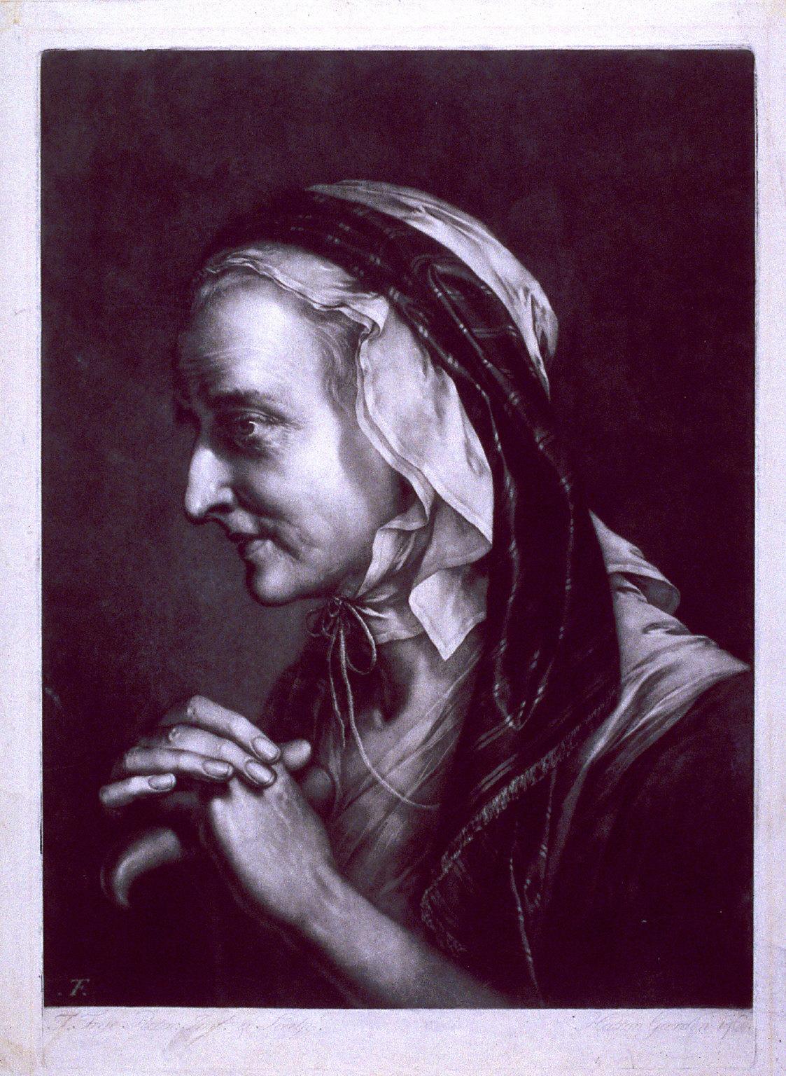 Portrait of Mrs. Frye