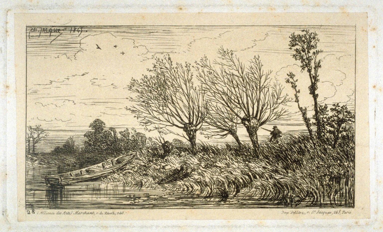 Paysage - Willows