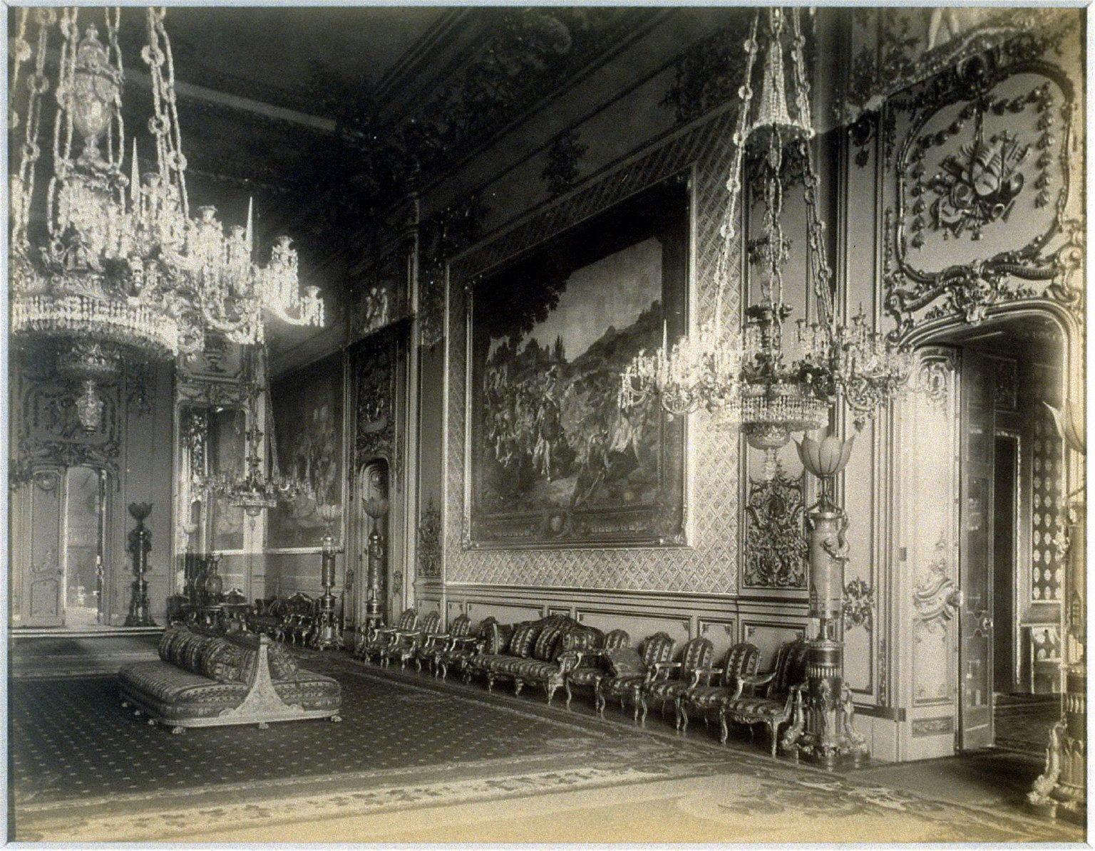 Grand Reception Room, Windsor Castle