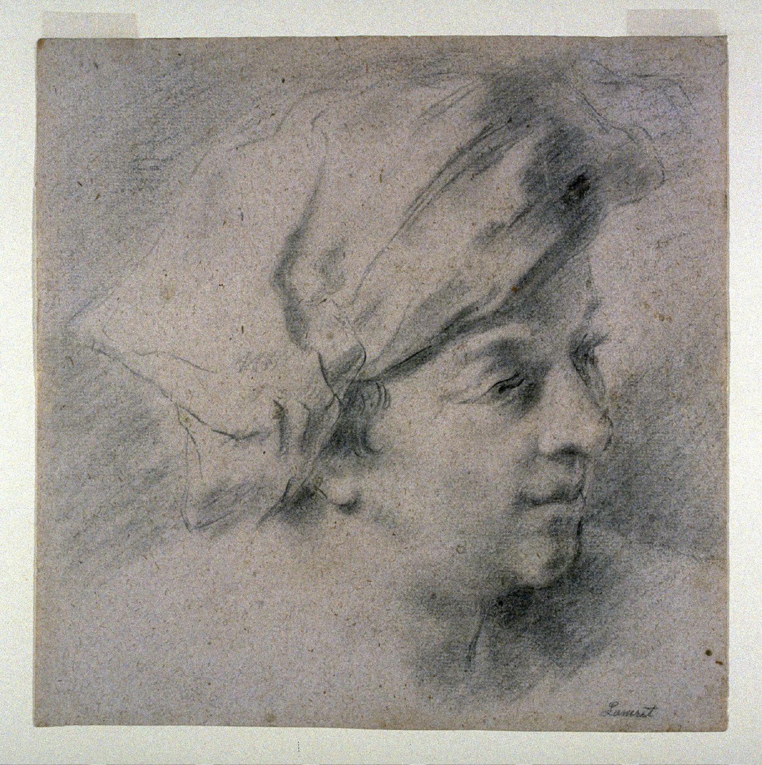 Study of Male Head
