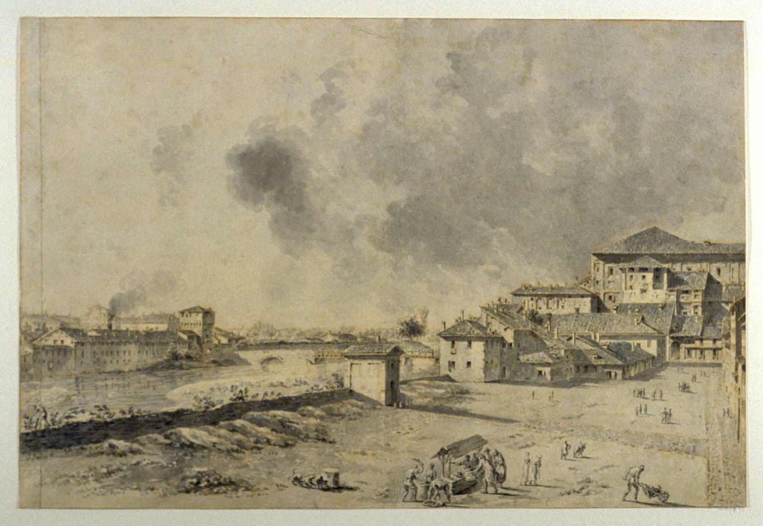 View of Parma