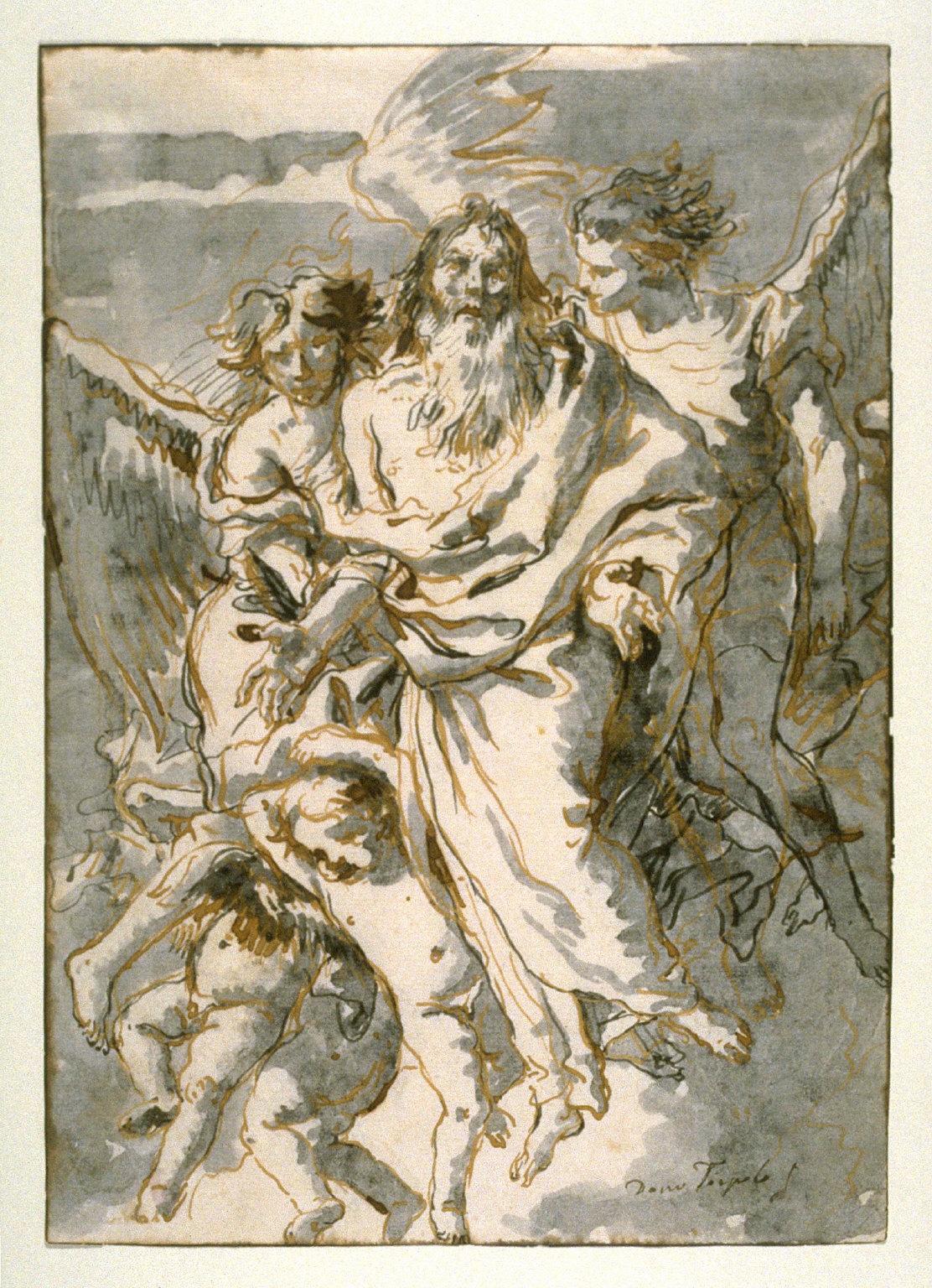 Ascension of a Saint