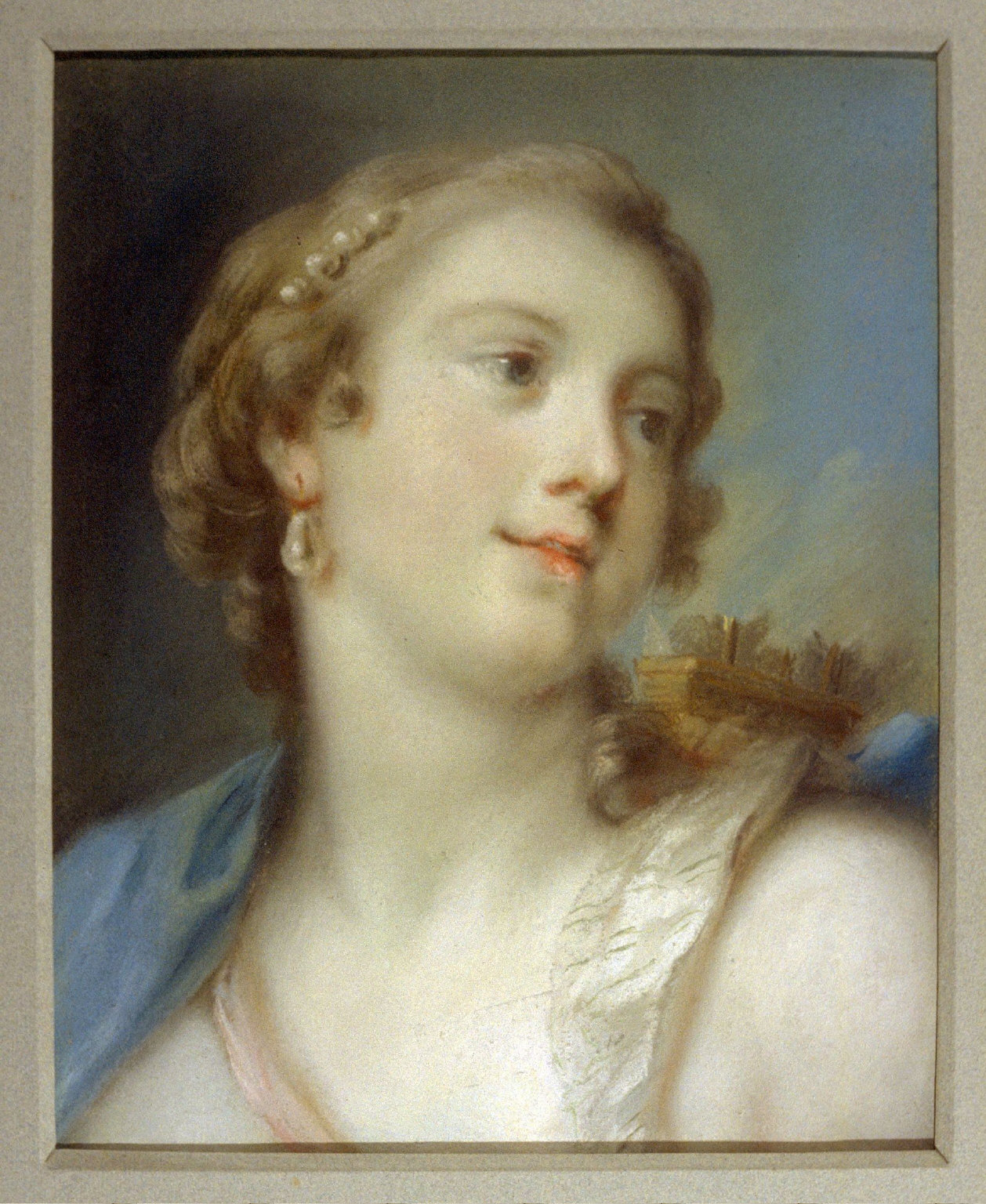Portrait of a Lady as Diana