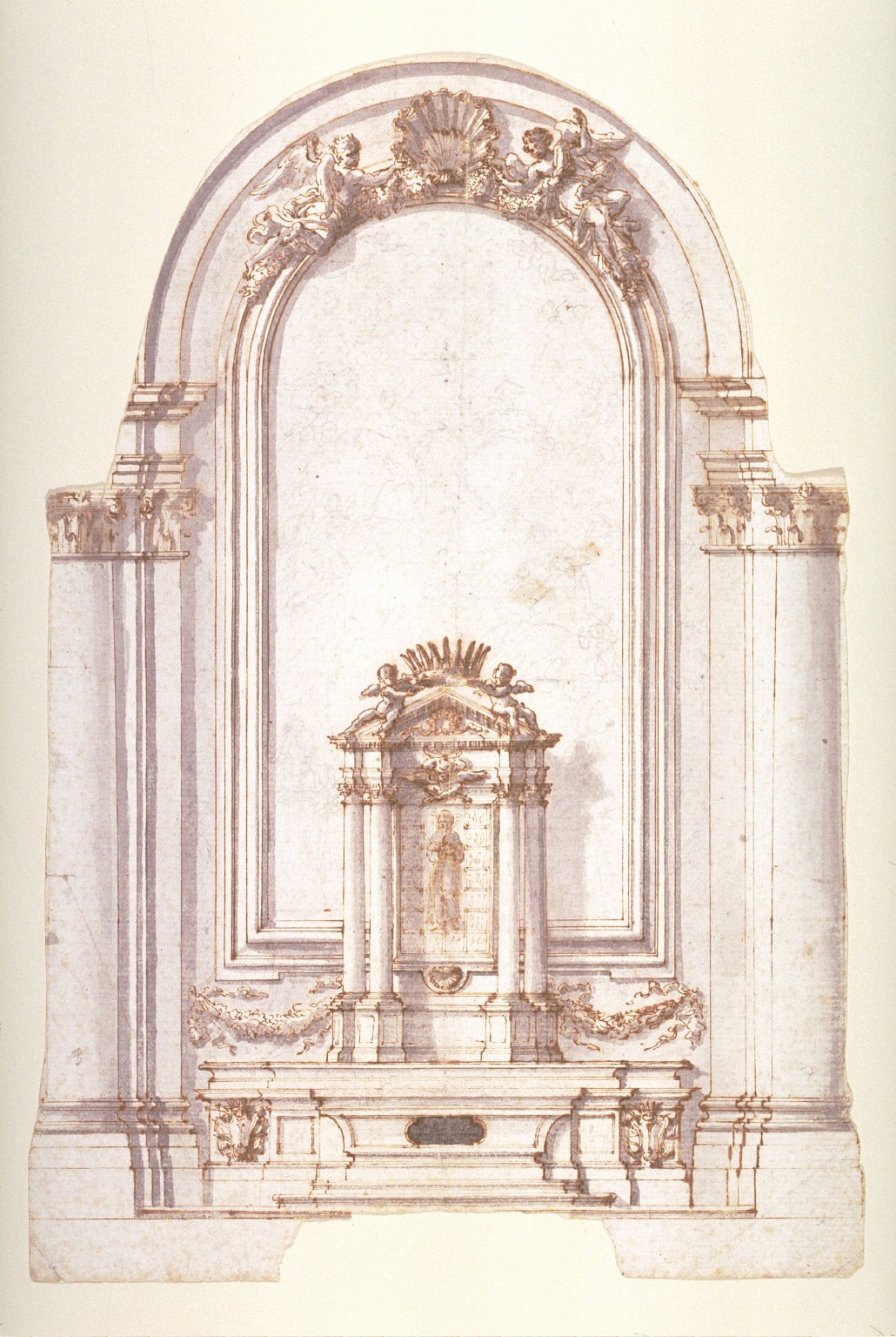 Design for a Church Altar